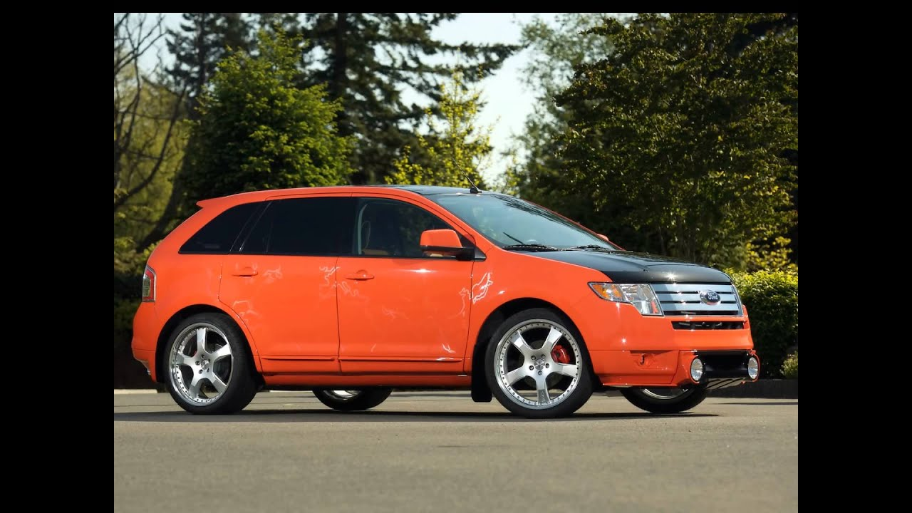 Hr Springs Ford Edge Of The World