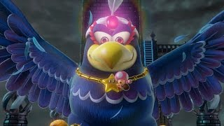 Captain Toad: Treasure Tracker 100% Walkthrough Part 5 - Ope...