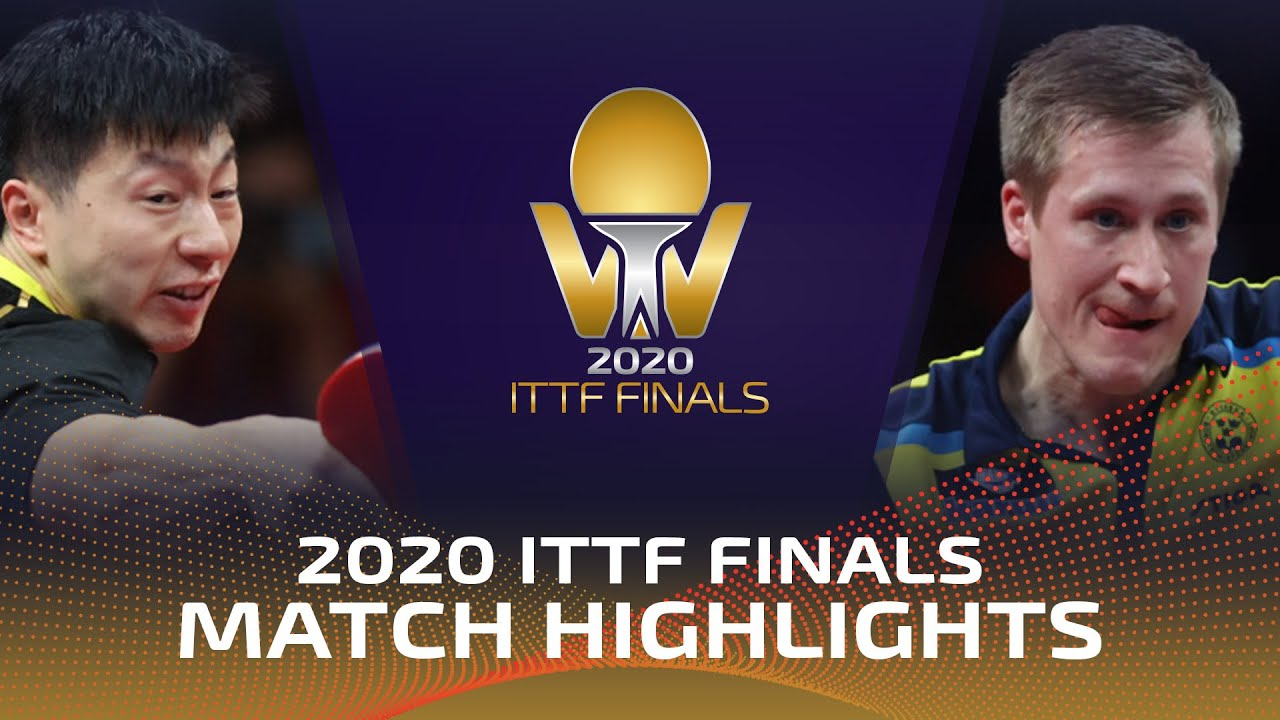 Download Ma Long vs Mattias Falck | Bank of Communications 2020 ITTF Finals (1/4)