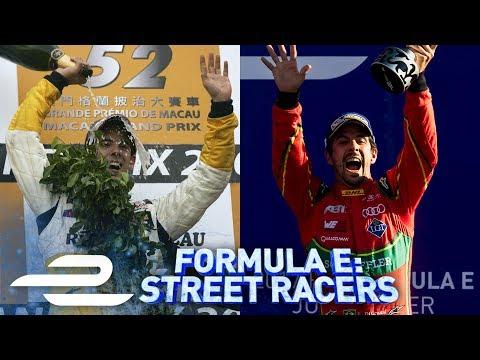 Lucas di Grassi's Racing Career - Formula E: Street Racers - Full Episode