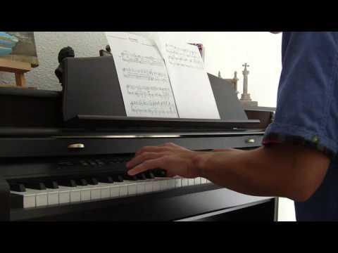 Federico Jusid et Emilio Kauderer-El secreto de sus ojos(piano solo)