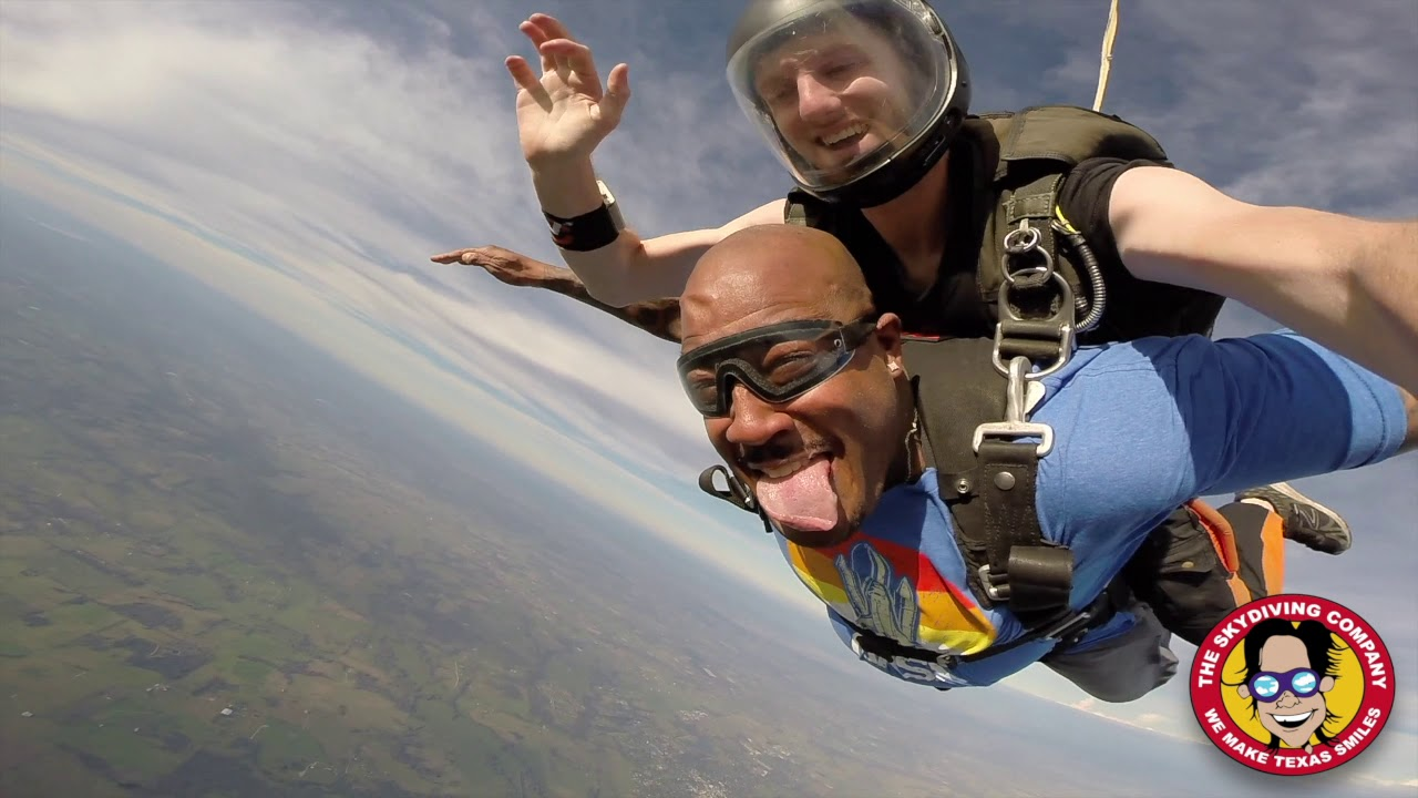 Tandem Skydive  Stanley From Dayton, Ohio