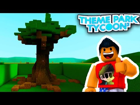 NEW TreeHouse Theme Park Tycoon Series! #1 | Roblox