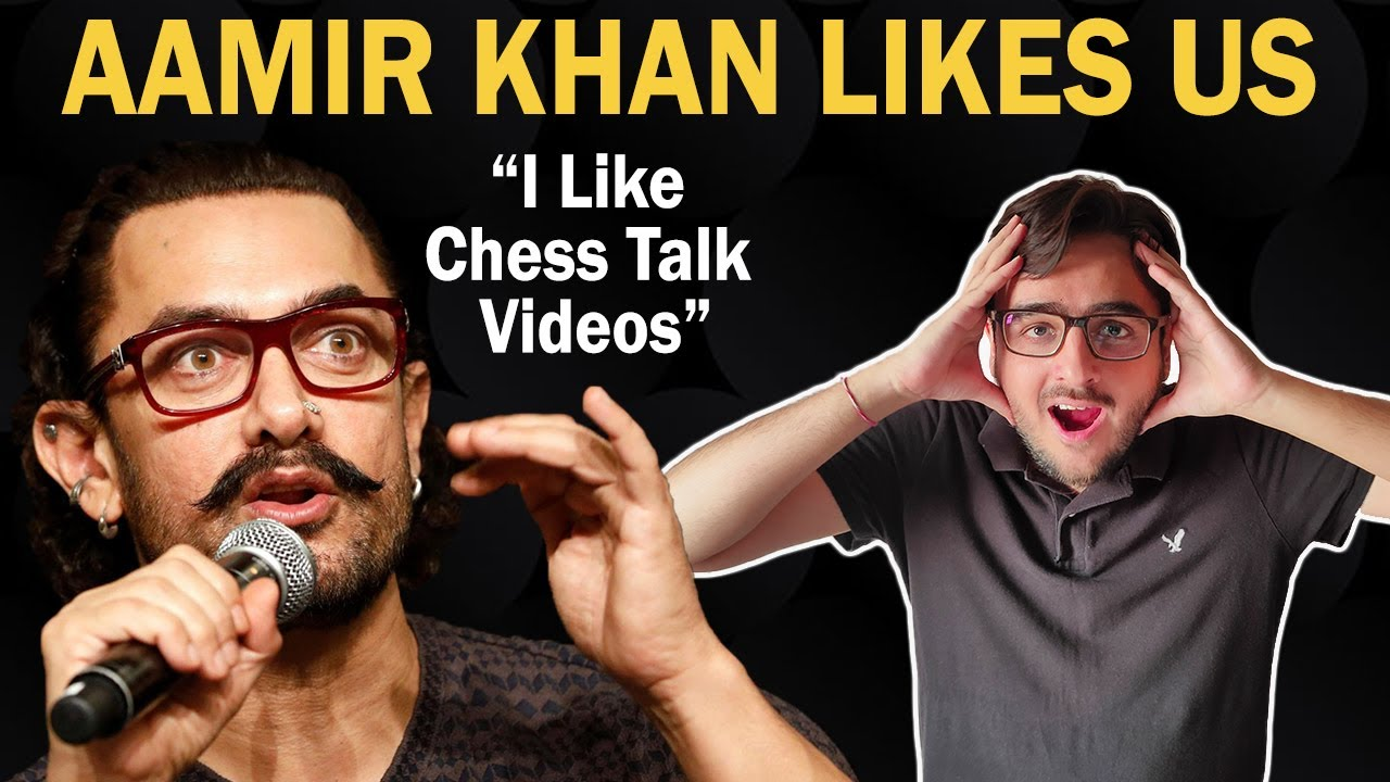 Thank You Aamir Sir🙏 | Aamir Khan vs Viswanathan Anand