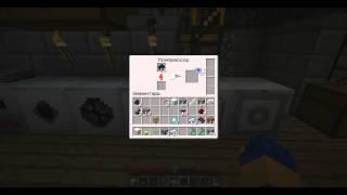 Industrial Craft 2 (как скрафтить нано броню)