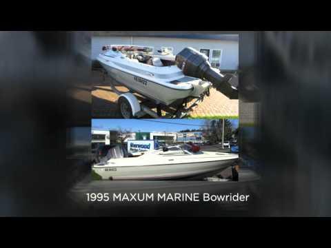 Used Boats Edmonton, AB | Sherwood Marine Boat Sales |  877-652-6979