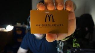 McDonalds GOLDCARD - Darf ich alles bestellen?