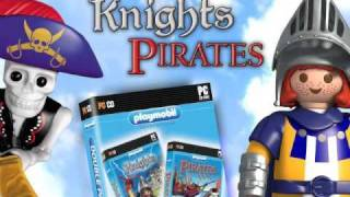 Playmobil Double Pack - Knights and Pirates (Trailer)