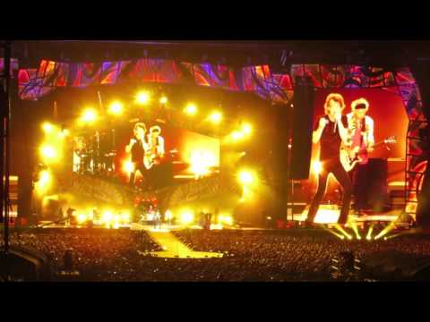 The Rolling Stones - Out Of Control - 03/Feb/2016 - Santiago, Chile