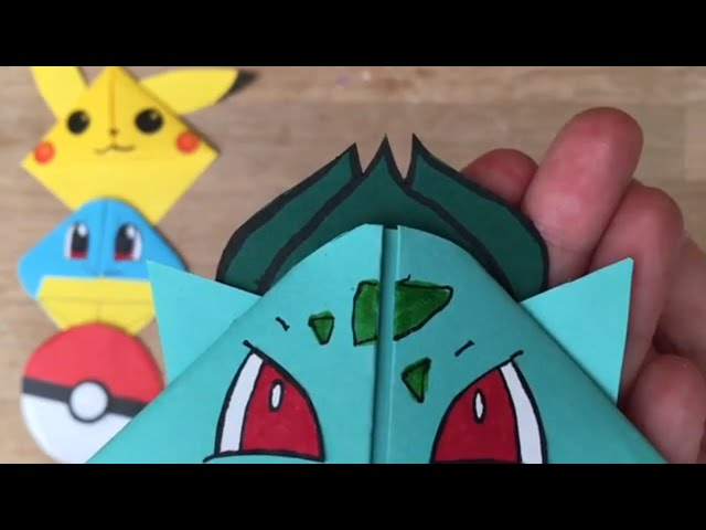 How to Make Paper Origami Squirtle - YouTube | 480x640
