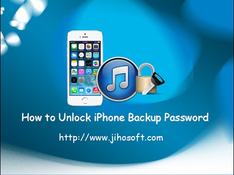 how to unlock iphone passcode with itunes forgot iphone backup password how to unlock iphone backup 9270