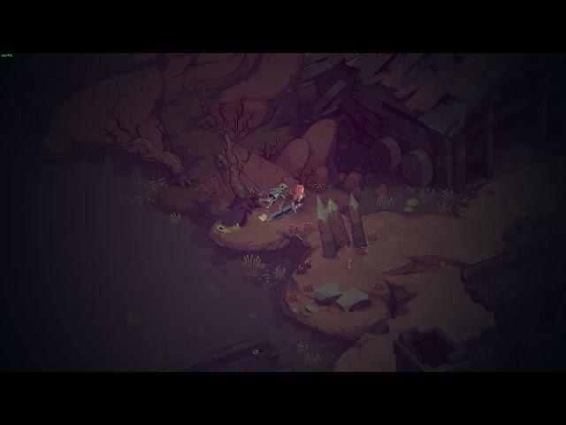 Eldest Souls PC gameplay - Reaching the Citadel