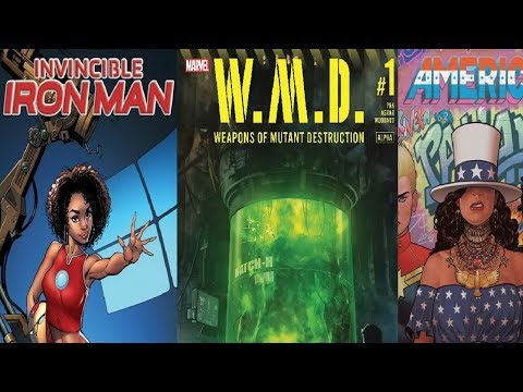 Is Marvel ruining the comic book industry?  -A Special Weekend Rant-