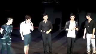 fancam mparty mblaq mxico 2014 be a man cry it s war smoky girl