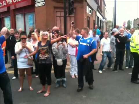Larkhall Loyal - Bouncy Bouncy 2011
