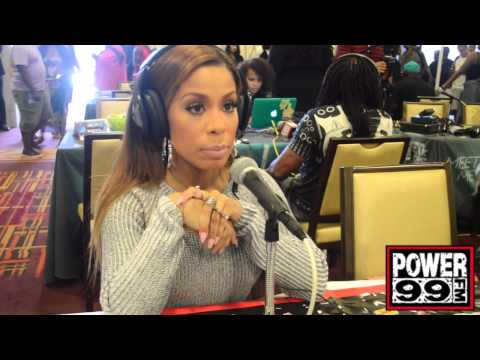 BET AWARDS 2014 - Keshia Chante