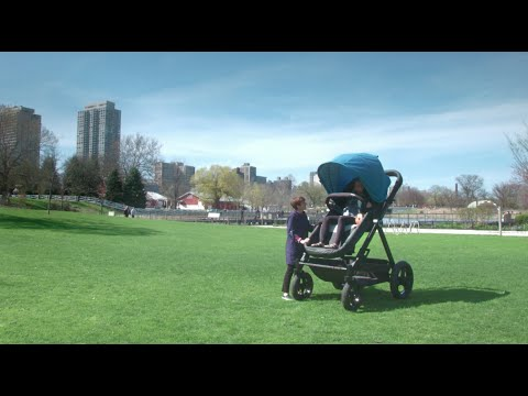 The Contours Baby Stroller Test-Ride