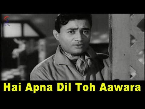 Hai Apna Dil Toh Aawara Sad | Hemant Kumar | Solva Saal @ Dev Anand, Waheeda Rehman