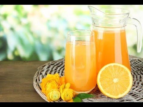 Ну очень вкусная фанта из апельсинов в домашних условиях