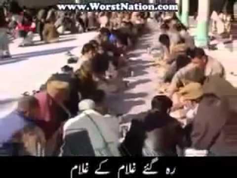 Comic national anthem of Pakistan