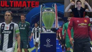 FINALA UCL PE DIFICULTATEA ULTIMATE - JUVENTUS VS MANCHESTER UNITED !!! CARIERA cu JUVENTUS #13