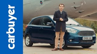 New 2017 Ford Ka+ in-depth review – Carbuyer – James Batchelor