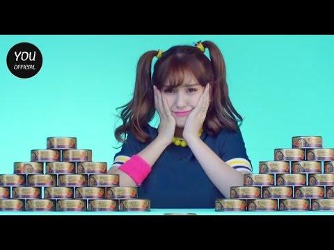 I.O.I - YUM YUM (MUSIC VIDEO/CF)