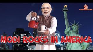 Repeat youtube video Modi Rocks In America by Malli Sannappanavar (Indian PM Narendra Modi)
