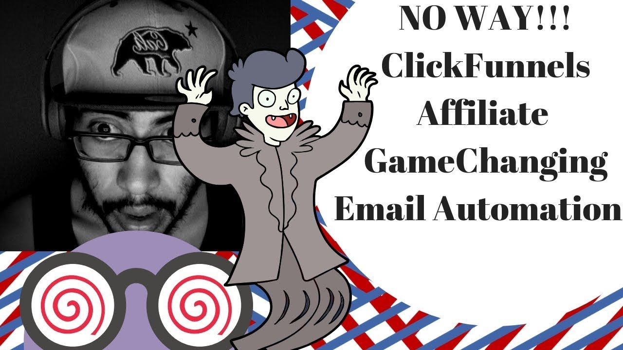 INSANE New ActiveCampaign/Clickfunnels New Affiliate Automation....