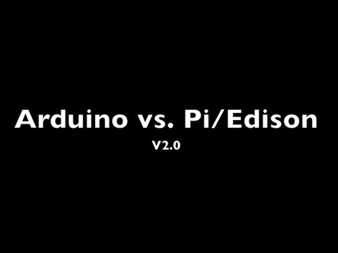 Arduino and RaspberryPi/Edison : V2.0 - what to get my kid?