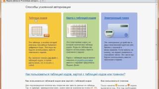 Усиленная авторизация. Яндекс.Деньги (9/9)