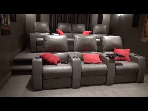 How to Build a Theater Seating Riser: The Burke Home Theater Project