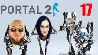 Portal 2 Co-op z Judytą #17