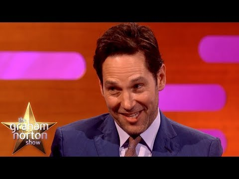 Paul Rudd Comments On Ant-Man vs Thanos Fan Theory In The New Avengers Film | The Graham Norton Show