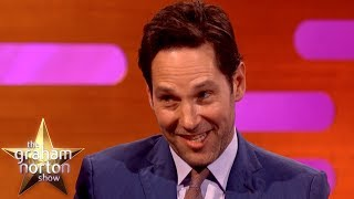 Baixar Paul Rudd Comments On Ant-Man vs Thanos Fan Theory In The New Avengers Film | The Graham Norton Show