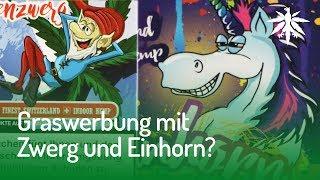 Graswerbung mit Zwerg und Einhorn? | DHV News #148