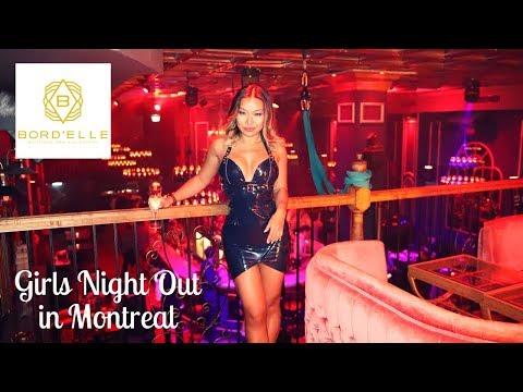 Bord'elle Thursdays: A Girls Night in Montreal