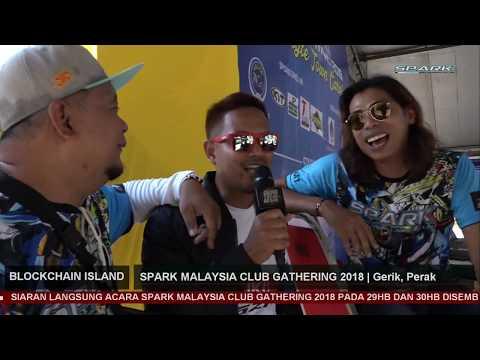 Siaran Langsung oleh GTB dari SPARK MALAYSIA CLUB GATHERING 2018 DI Gerik, Perak