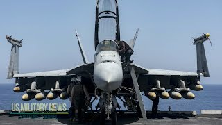 US Navy Approves Boeing's F/A-18 Super Hornet Upgrades
