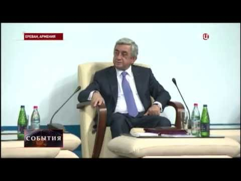 Президент Армении наградил ректора МГИМО Орденом Почета