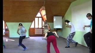 Мастер-класс Шипицыной - актёрское мастерство.