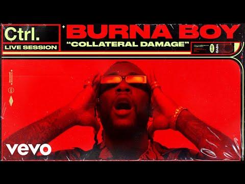 Burna Boy - Collateral Damage | Live