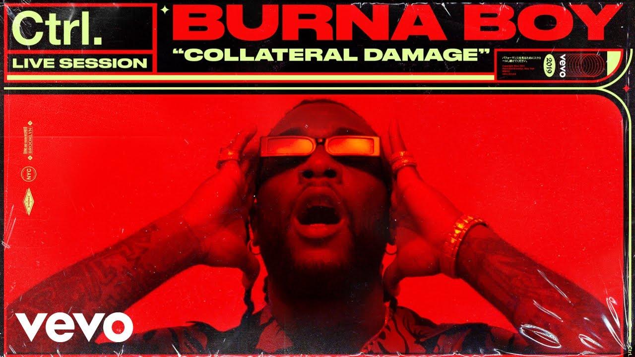 Burna Boy -