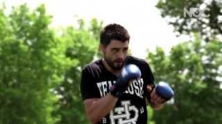 Функциональная тренировка бойца UFC Карлоса Кондита
