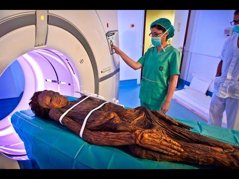 'Autopsia, la historia secreta de las momias' Un documental coproducido por RTVE