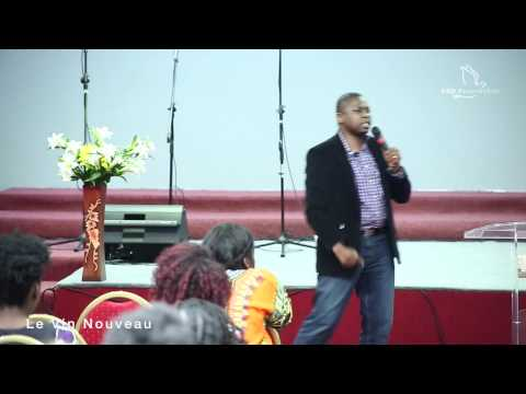 Douglas Kiongeka  -  Le vin nouveau
