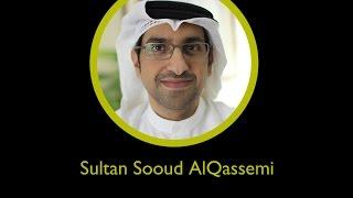 BBC Arabic Festival Judge: Sultan AlQassemi نبذة عن أعضاء لجنة تحكيم مهرجان بي بي سي عربي