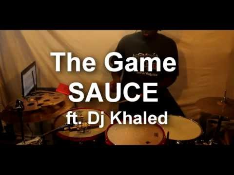 Sauce - The Game Ft. Dj Khaled- AirDrummers **Drum Cover**