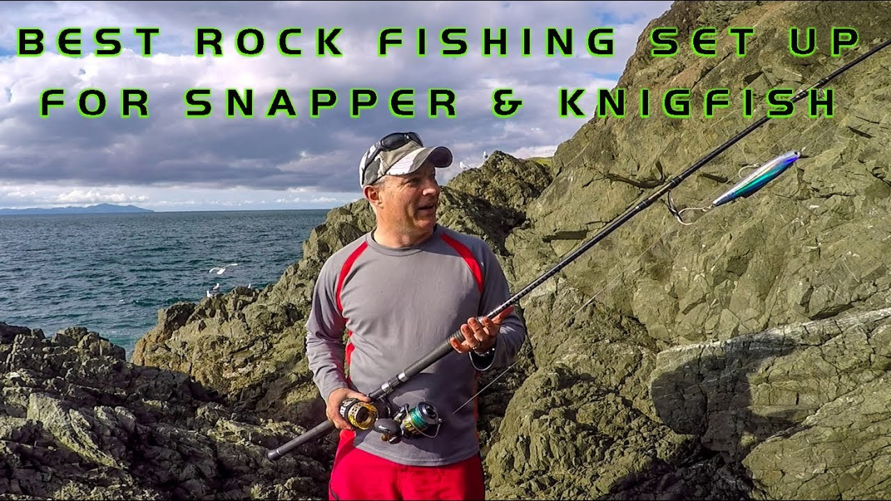 Favourite snapper kingfish rock fishing rig the for Rock fishing rigs