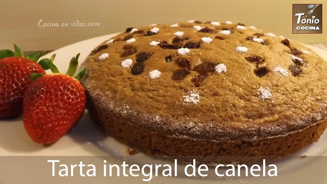 Masa de tarta integral light